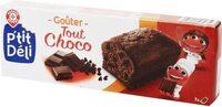 Gâteaux tout chocolat x 7 - Product - fr