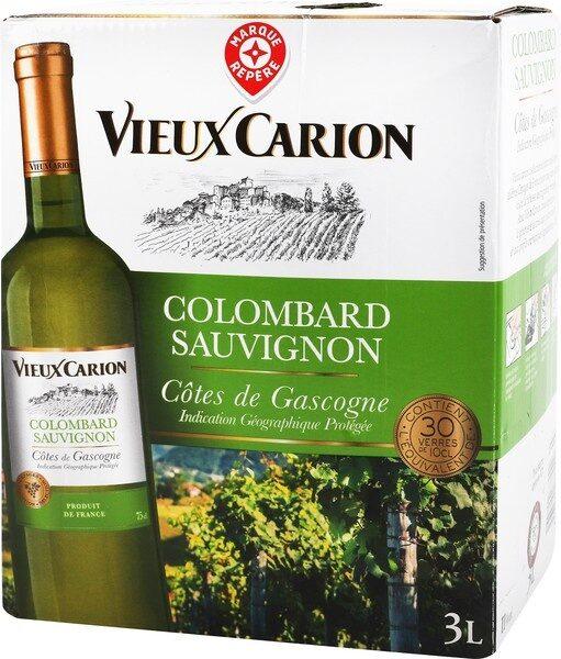 Côtes de Gascogne Colombard sauvignon I.G.P. - Bag-in-Box ...