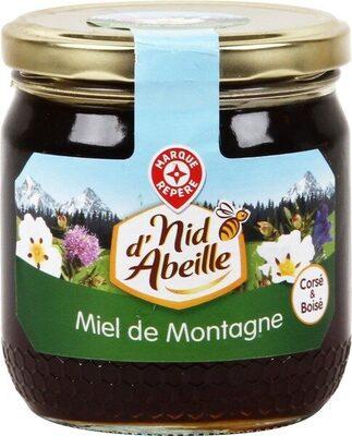 Miel de montagne - Product - fr