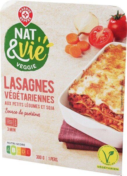 Lasagnes Végétariennes - Product