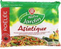Poêlée asiatique de légumes - Product