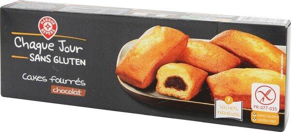 Cakes fourrés chocolat sans gluten x 7 - Produit - fr