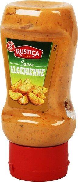 Sauce algérienne - flacon - Produit