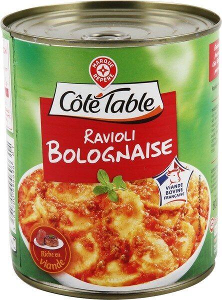 Ravioli bolognaise - Produit - fr