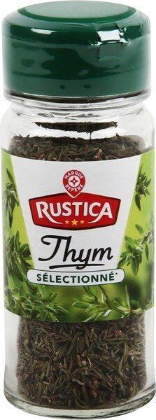 Thym - Product - fr