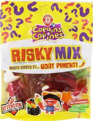 Assortiment surprise risky mix - Produit - fr
