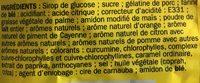 Assortiment surprise risky mix - Ingrédients - fr