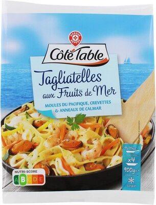 Tagliatelles aux fruits de mer - Producto