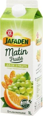 Matin fruité - Product