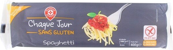 Spaghetti sans gluten - Produit