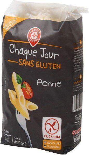 Penne sans gluten - Produit - fr