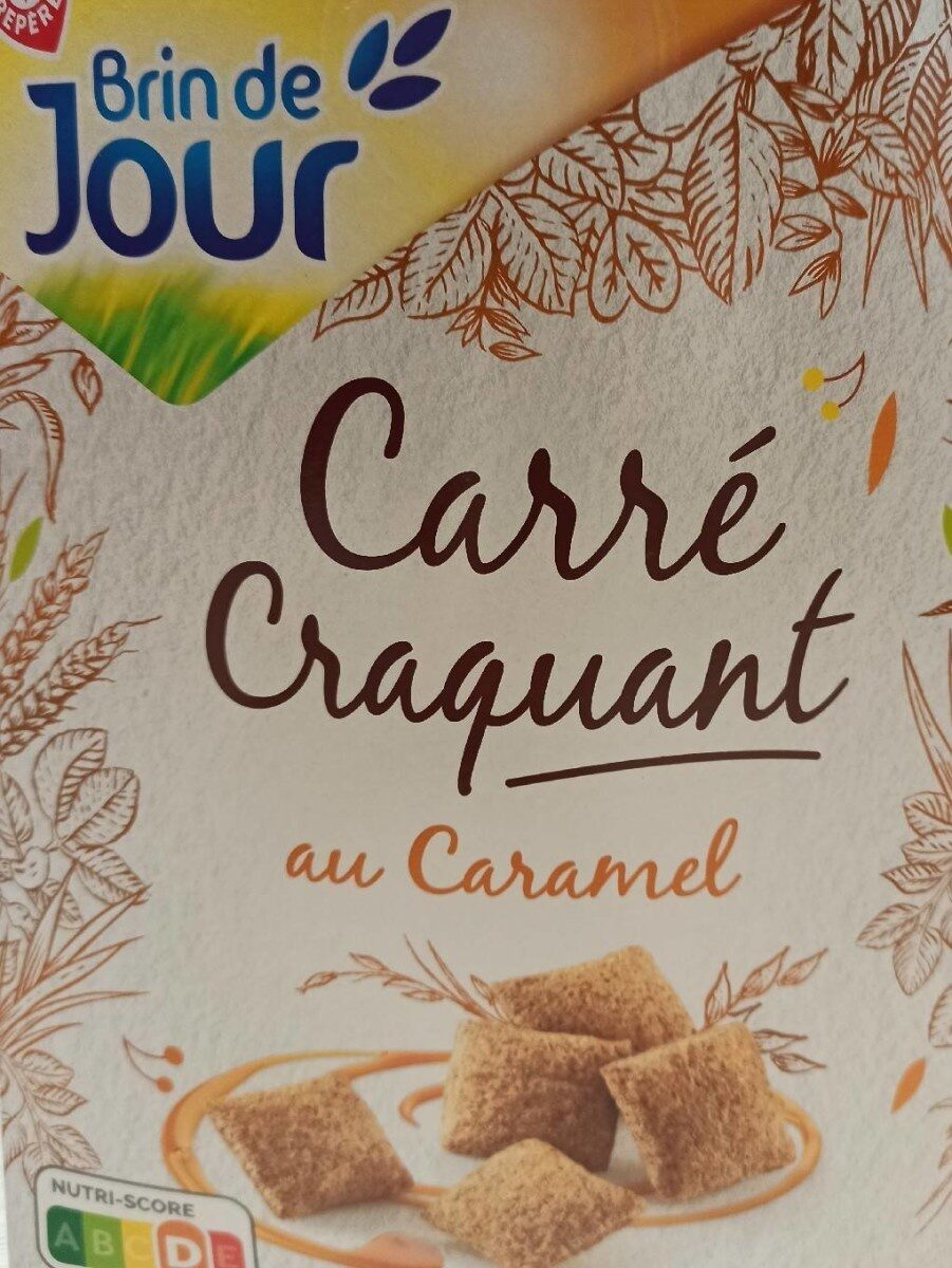 Carre craquant - Produit - fr