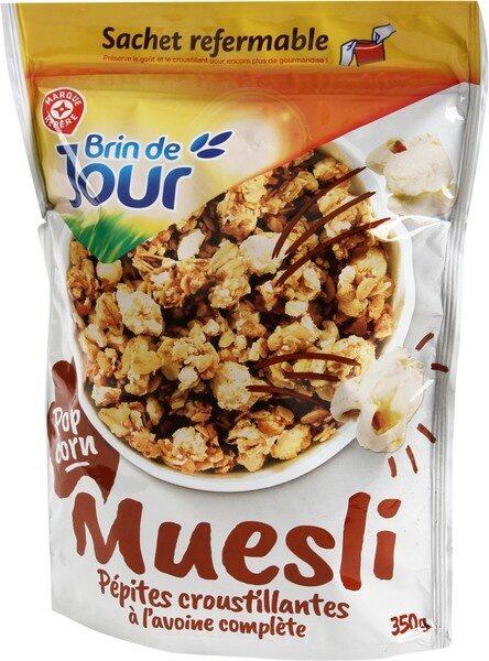Muesli popcorn aux pépites croustillantes - Produit - fr