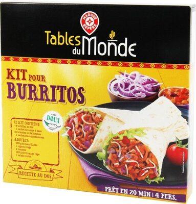 Kit pour burritos - Product