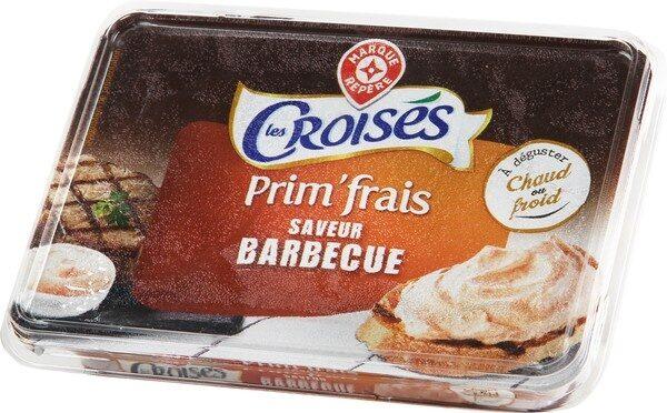 Fromage à tartiner saveur barbecue 14% Mat. Gr. - Produit - fr