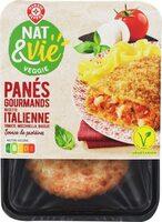 Panés gourmands tomate mozzarella - Produit - fr