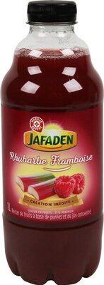 Nectar framboise rhubarbe - Produit
