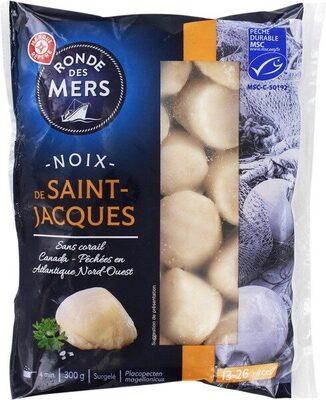 Noix de Saint-Jacques sans corail 20/40 MSC - Product