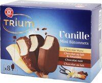 Mini trium vanille x8 - Product - fr