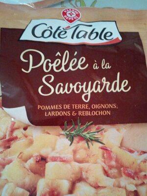 Poêlée à la Savoyarde surgelée - Producto - fr