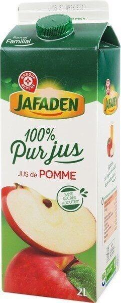 Pur jus pomme bk - Produit - fr
