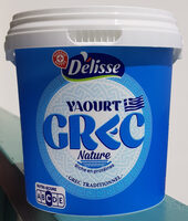 Yaourt grec nature - Product - fr