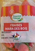 Fraises mara des bois - Produit - fr