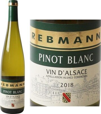 Aoc alsace pinot blanc - Product