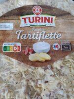Pizza tartiflette - Produit - fr