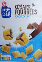 Céréales Fourrées choco lait - Prodotto - fr