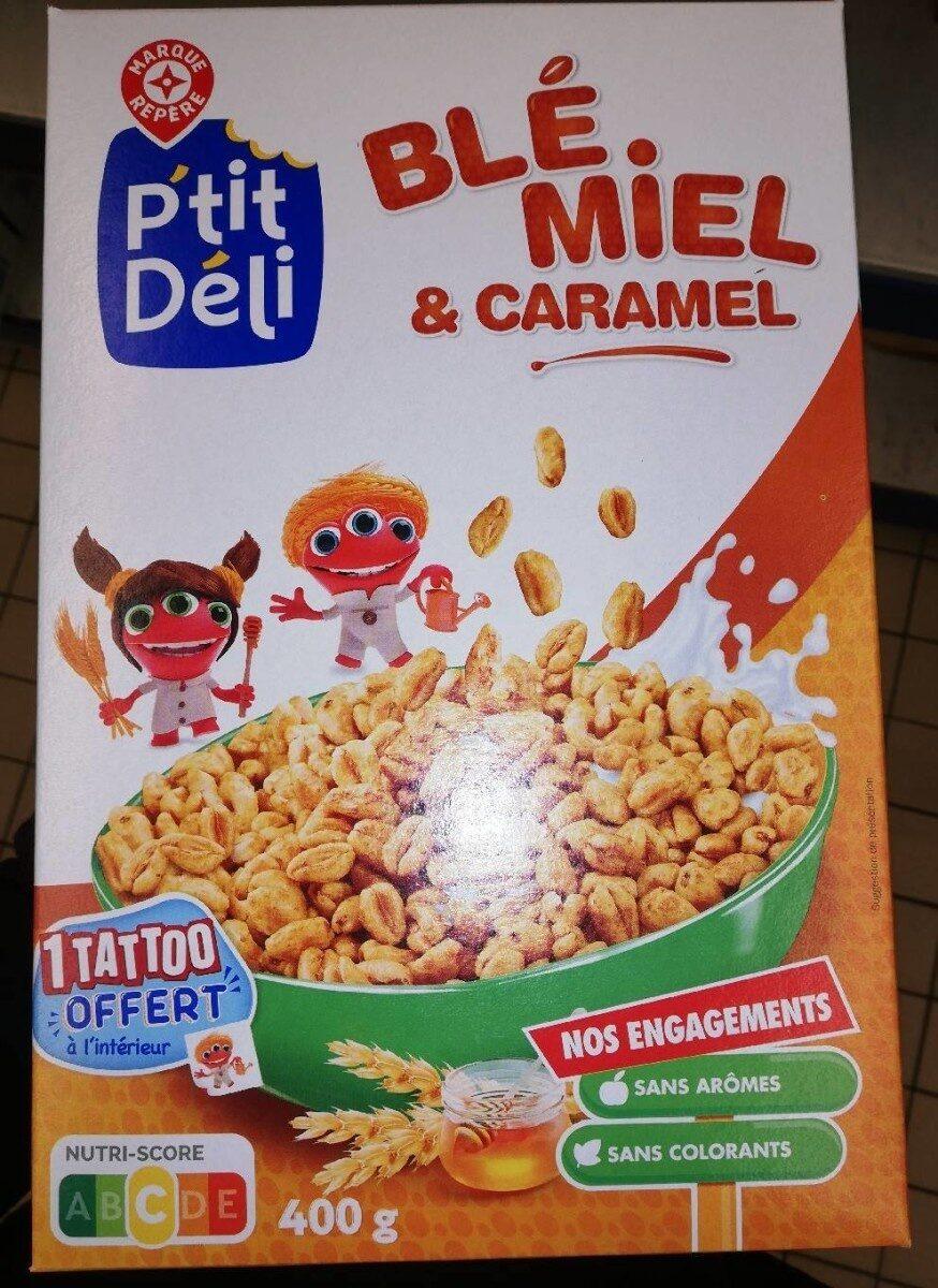 Blé Miel et Caramel - Product - fr