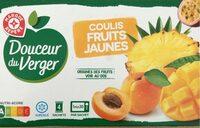 Coulis fruits jaunes - Prodotto - fr