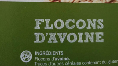 Grainea - Ingredienti - fr