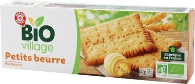 Petit-beurre bio - Product