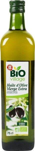 Huile d'olive vierge extra bio - Produkt - fr