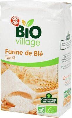 Farine de blé type 65 - kg - Produit - fr