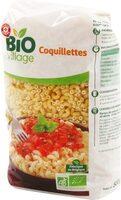 Coquillettes Bio - Produit - fr