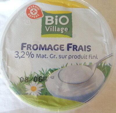 Fromage frais 20 % Mat. Gr. - Product - fr