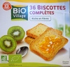 Biscottes complètes - Product