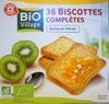 Biscottes complètes - Product