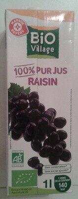 Pur jus de raisin 1 litre - Prodotto - fr