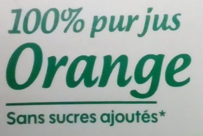 Pur jus d'orange - Ingrédients - fr