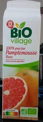 Pur jus de pamplemousse rose bio - Product - fr