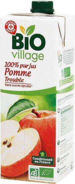 Pur jus pomme bio - Product - en