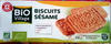 Biscuits sésame - Product