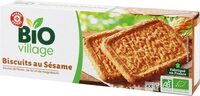 Biscuits sésame - Product - fr