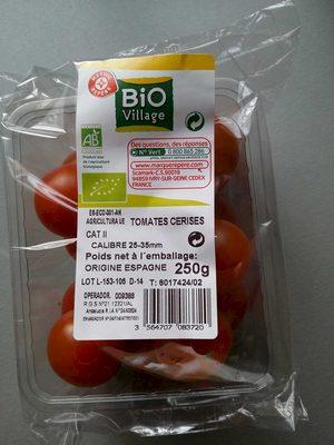 Tomates Cerises - Product - fr