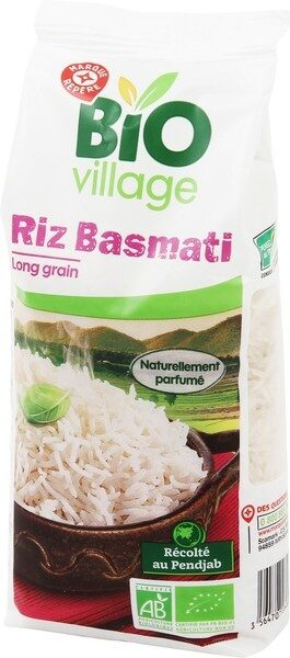 Riz basmati bio - Producto - fr