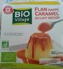 Flan nappé de caramel au lait entier - Product