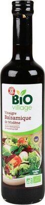 Vinaigre balsamique bio - Product